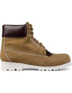 Grey Logger Land Boots