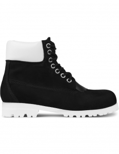 Black Logger Land Boots