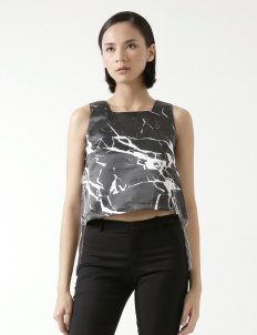 Willow Marmer Black Top