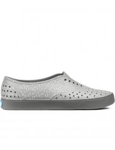 Pigeon Grey/Sprinkle Print Miller Shoes
