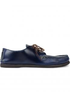 C Blue 2PCS Oxford Shoes