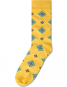 Yellow Observer Socks