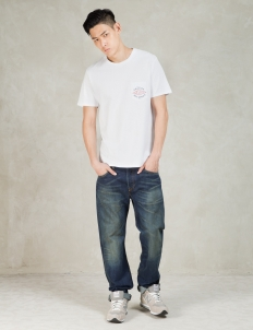 Denim Classic 501 Washed Jeans
