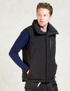 Black Original 3 Layer Down Vest