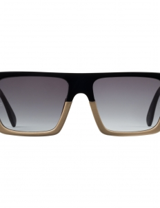Tan Leather MVP Sunglasses