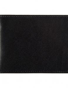 Black/White Bill Fold Wallet