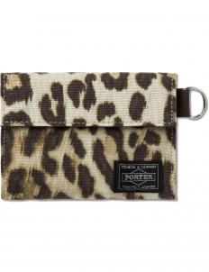 Leopard Wallet (m)