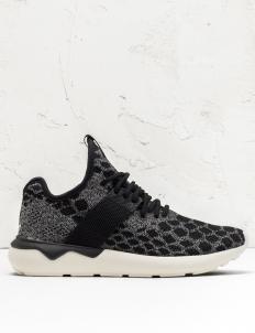 Black Tubular Runner Primeknit Shoes