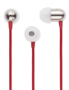 Red NS400 Headphone