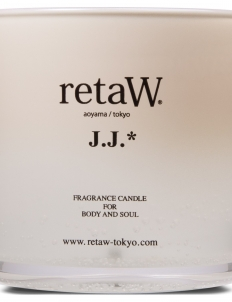 J.J. Fragrance Gel Candle