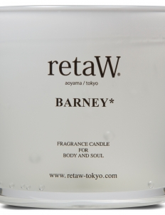 Barney Fragrance Gel Candle