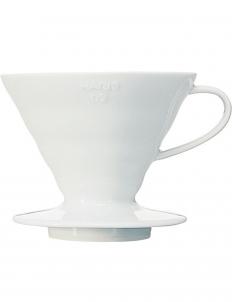 White VDC-02W Ceramic Dripper
