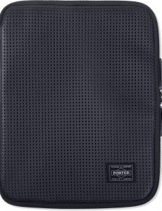 Black Merge iPad Case