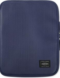 Navy Merge iPad Case