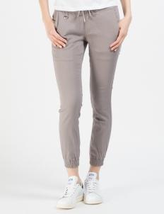 Grey Women Sprinter Jogger Pants