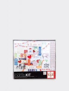 Cool Baby Boy Boxed Album Kit