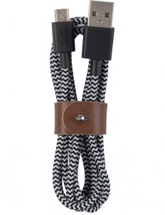 Zebra Micro-USB Belt Cable - Medium (1.2m)