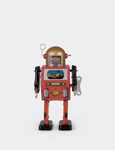 TV Spaceman Robot