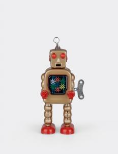 Highwheel Robot Jr. Windup Walking Robot