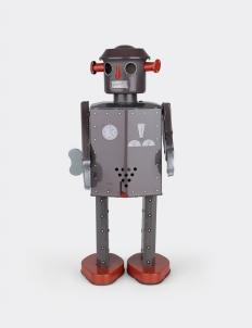 Giant Atomic Robot Grey