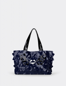 Midnight Blue Nero Bag