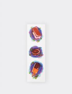 Sparkling Sweet Doff Vinyl Sticker