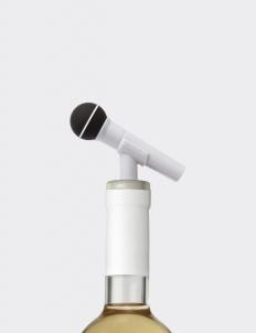 White Dynamike - Bottle Cap