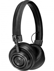 Black MH30 Headphones