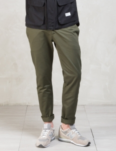 Olive Native Chino Pants