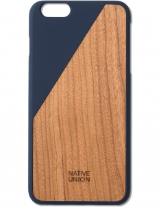Blue Clic Wooden Iphone6 Case Cherry