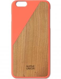 Orange Clic Wooden Iphone6 Case Cherry