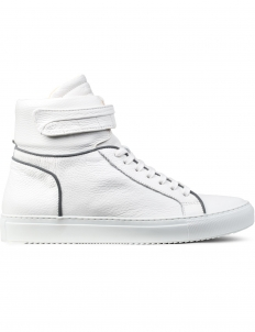 Amalfi High Top Sneakers with 3m Details