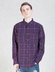 Dvsn Flannel Shirt