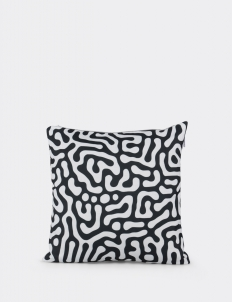 Jelly Crush Print Cushion Cover
