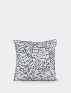 Tree Palms Print Cushion Cover