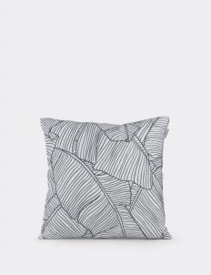 Tree Palms Print Cushion Cover