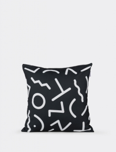 Confetti Print Cushion Cover