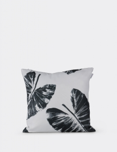 Flowery Print Cushion Cover