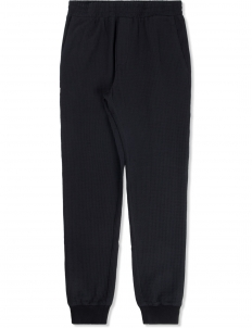 Black Cook Thermal Jogger Pants