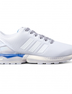 White ZX Flux B34484 Shoes