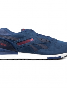 Navy LX 8500 Shoes