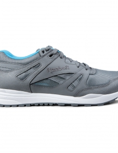 Grey/White/Blue Ventilator Reflective Shoes