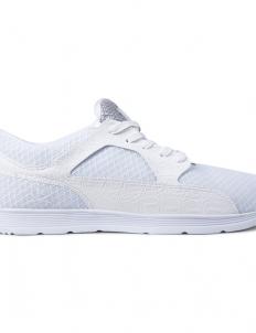 White Croc/White Valley Lite Shoes