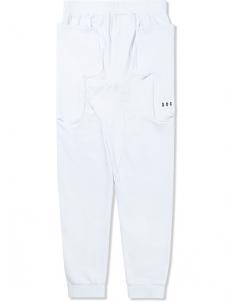 White Duplo Pants
