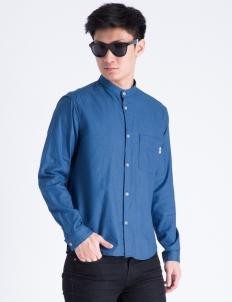 Blue Stand Shirt