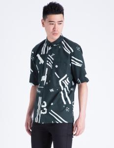 Varsity Navy Cy Shirt