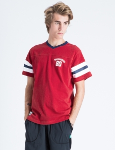 Red Alta S/S Jersey