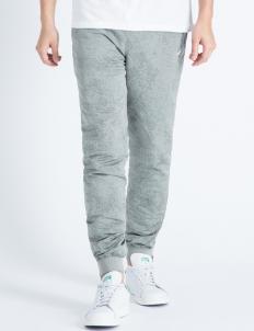 Grey Racer Nylon Pants
