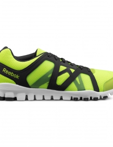 Yellow Realflex Train RS 2.0 Running Shoes