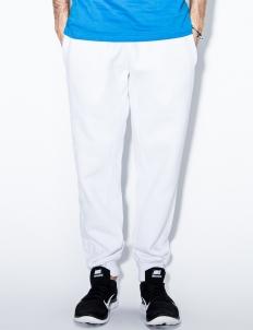 White 3D VSP Logo Sweatpants